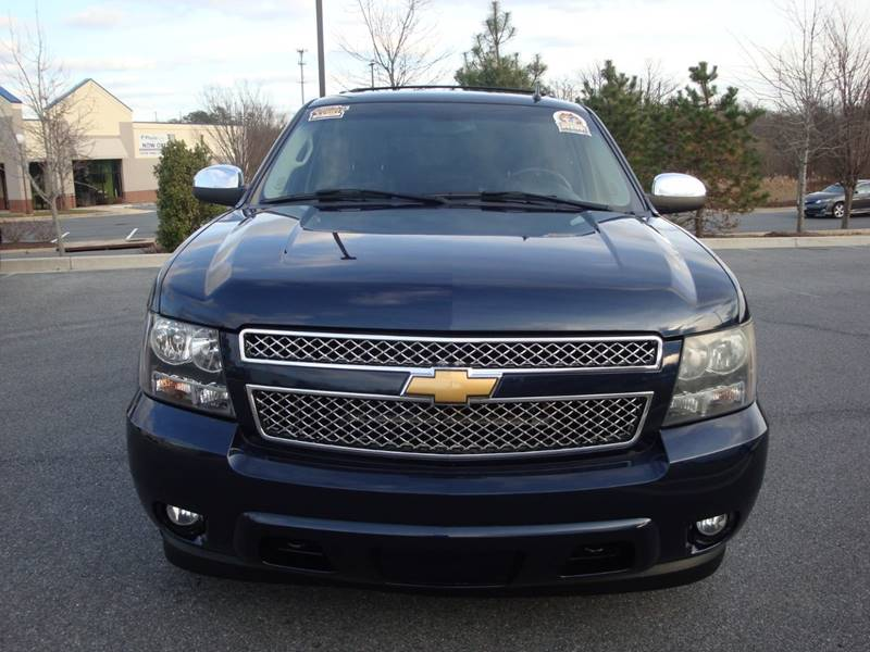 2007 Chevrolet Tahoe for sale at Source Auto Group in Lanham MD