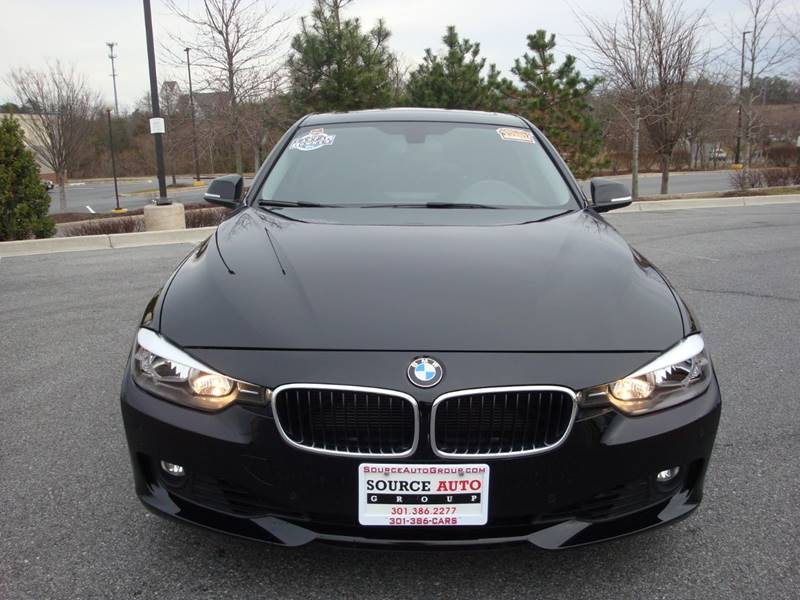 2015 BMW 3 Series for sale at Source Auto Group in Lanham MD