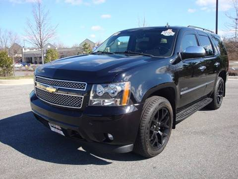 2010 Chevrolet Tahoe for sale at Source Auto Group in Lanham MD