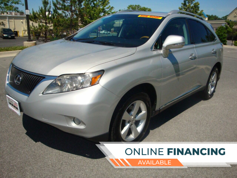 2010 Lexus RX 350 for sale at Source Auto Group in Lanham MD
