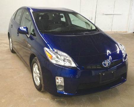 2011 Toyota Prius for sale at Green Wheels in Chicago IL