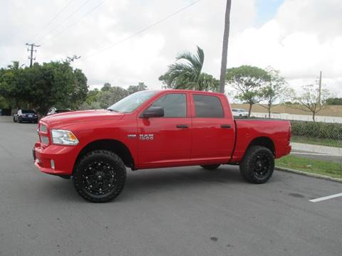 2013 RAM Ram Pickup 1500 for sale in Miami, FL