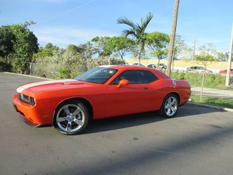 2010 Dodge Challenger For Sale >> 2010 Dodge Challenger For Sale In Miami Fl