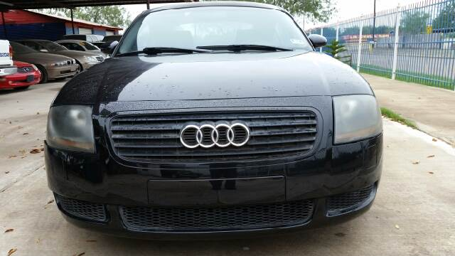 2002 Audi TT for sale at CARMONA'S VW & IMPORTS in Mission TX