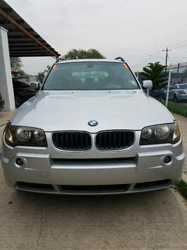 2004 BMW X3 for sale in Mission, TX