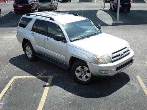 2004 Toyota 4Runner for sale in Arlington, TX