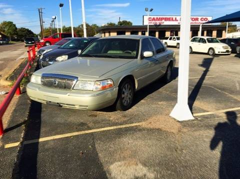 2005 Mercury Grand Marquis for sale in Arlington, TX