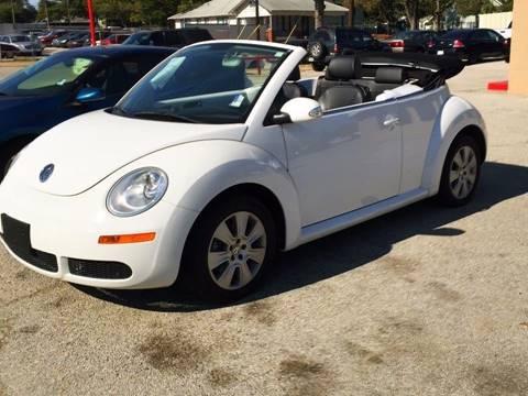 2009 Volkswagen New Beetle for sale in Arlington, TX