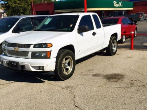 used 2006 chevrolet colorado for sale in texas. Black Bedroom Furniture Sets. Home Design Ideas
