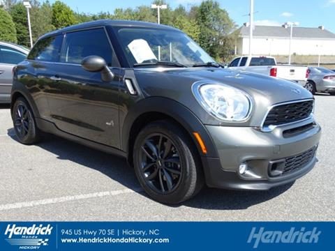 2013 MINI Paceman for sale in Hickory, NC