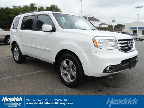 2013 Honda Pilot for sale in Hickory, NC