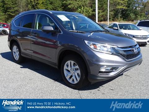 2016 Honda CR-V for sale in Hickory, NC