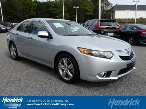 2011 Acura TSX for sale in Hickory, NC