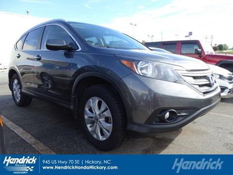 2013 Honda CR-V for sale in Hickory, NC