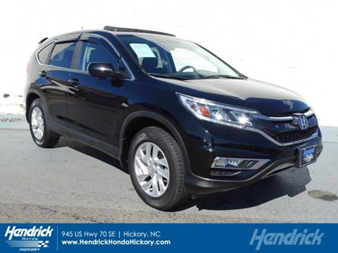2015 Honda CR-V for sale in Hickory, NC