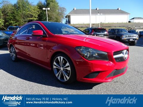 2016 Mercedes-Benz CLA for sale in Hickory, NC
