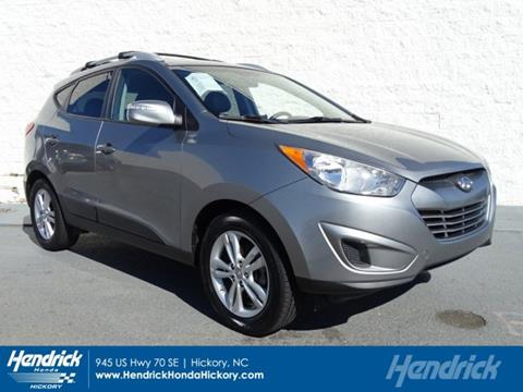 2012 Hyundai Tucson for sale in Hickory, NC