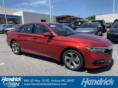 2018 Honda Accord for sale in Hickory, NC