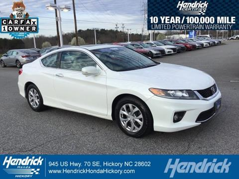 2013 Honda Accord for sale in Hickory, NC