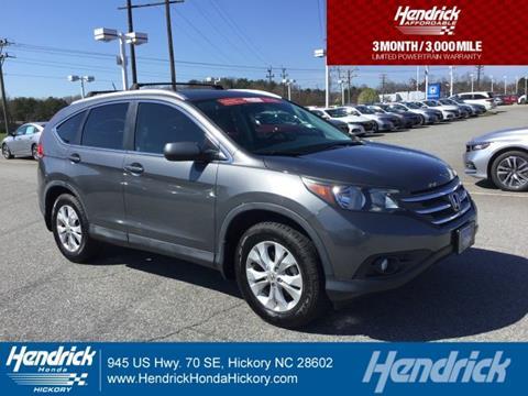 2014 Honda CR-V for sale in Hickory, NC