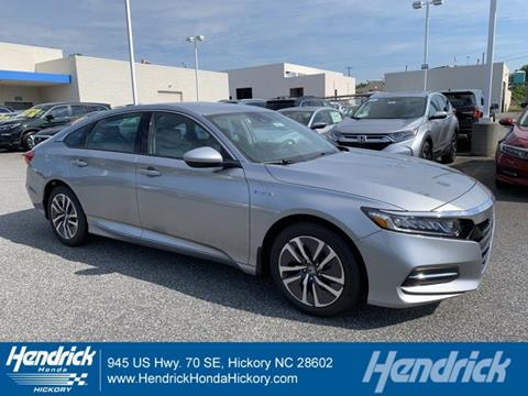 2019 Honda Accord Hybrid for sale in Hickory, NC