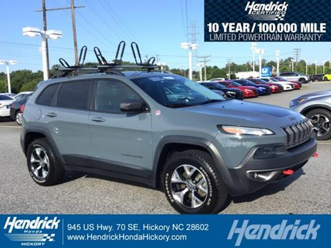 2014 Jeep Cherokee for sale in Hickory, NC