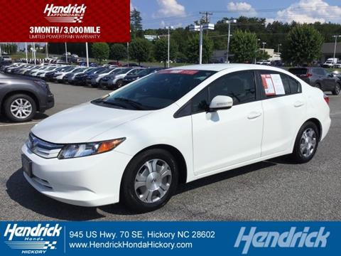 2012 Honda Civic for sale in Hickory, NC