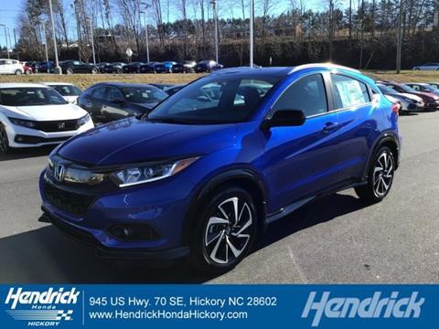 2019 Honda HR-V for sale in Hickory, NC