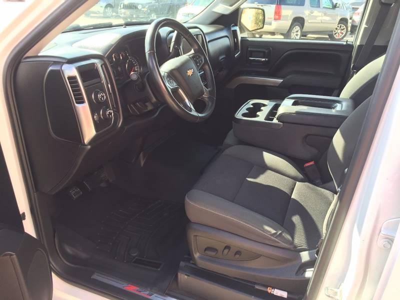 2014 Chevrolet Silverado 1500 4x4 LT 4dr Crew Cab 5.8 ft. SB w/Z71 - Houston TX