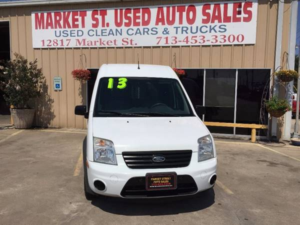 2013 Ford Transit Connect XLT 4dr Cargo Mini-Van w/Rear Glass - Houston TX