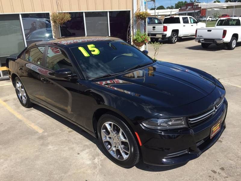 2015 Dodge Charger AWD SE 4dr Sedan - Houston TX