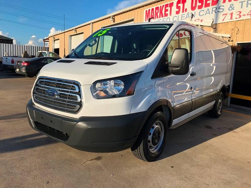 2015 Ford Transit Cargo 150 3dr SWB Low Roof Cargo Van w