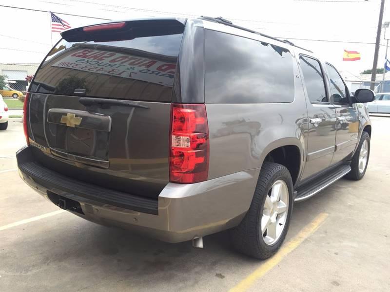 2014 Chevrolet Suburban 4x2 LT 1500 4dr SUV - Houston TX