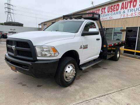 2014 RAM Ram Chassis 3500 SLT for sale at Market Street Auto Sales INC in Houston TX