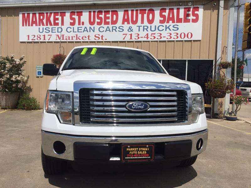2011 Ford F-150 4x2 XL 2dr Regular Cab Styleside 6.5 ft. SB - Houston TX