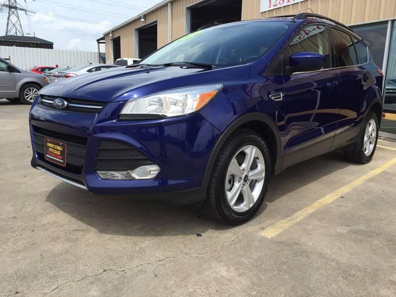2013 Ford Escape AWD SE 4dr SUV - Houston TX
