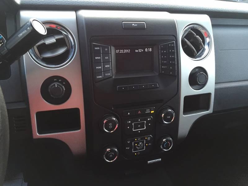 2013 Ford F-150 4x4 XLT 4dr SuperCab Styleside 6.5 ft. SB - Houston TX