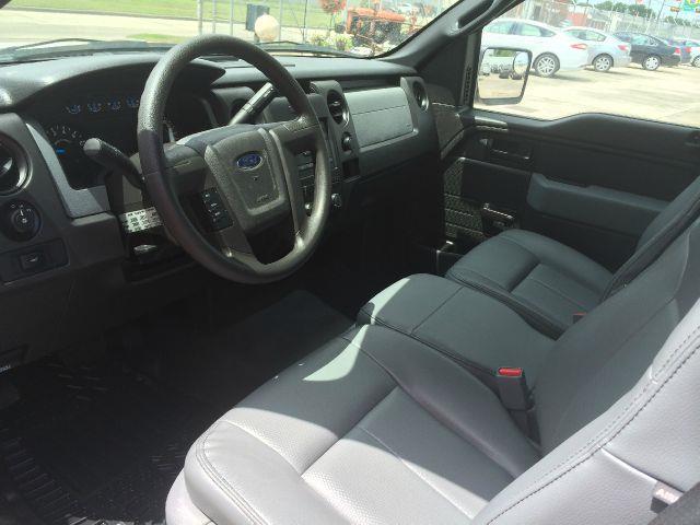 2013 Ford F-150 XL 4x2 2dr Regular Cab Styleside 8 ft. LB - Houston TX