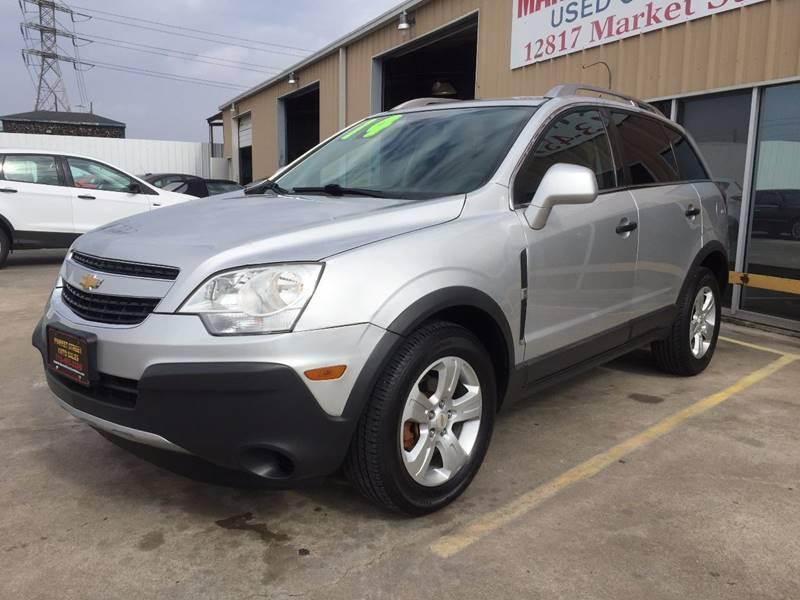 2014 Chevrolet Captiva Sport LS 4dr SUV w/1LS - Houston TX