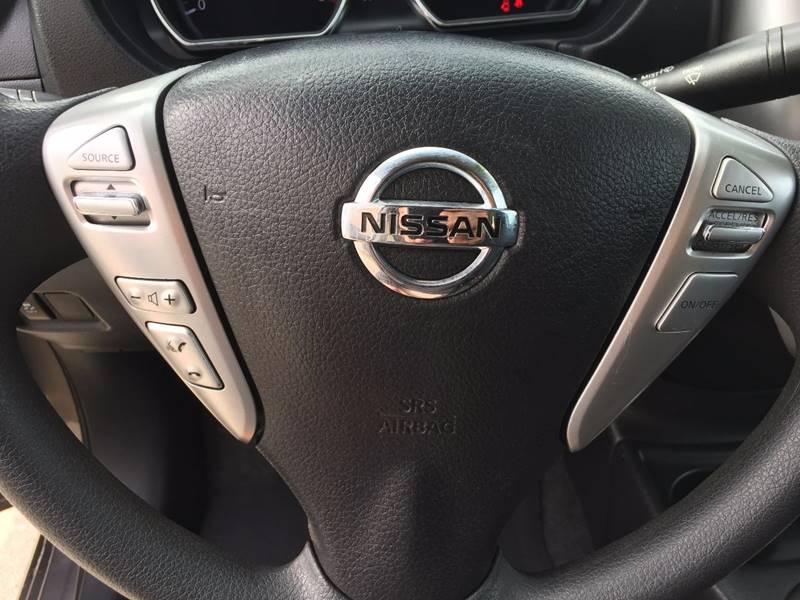 2015 Nissan Versa 1.6 SV 4dr Sedan - Houston TX