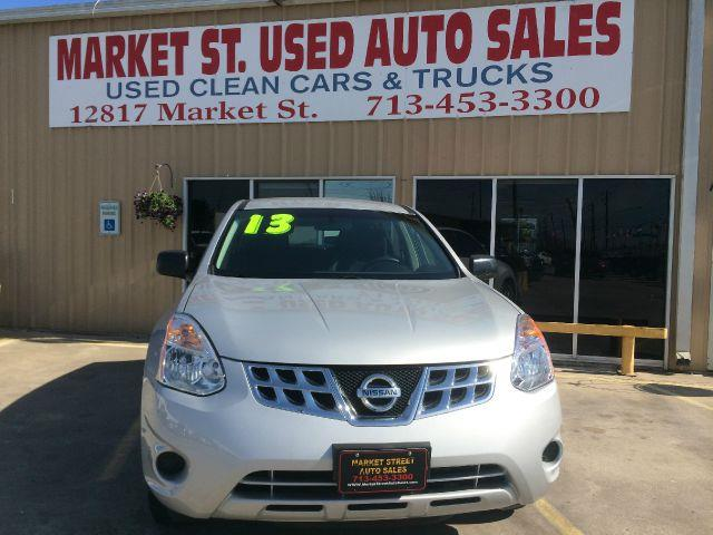 2013 Nissan Rogue S AWD 4dr Crossover - Houston TX