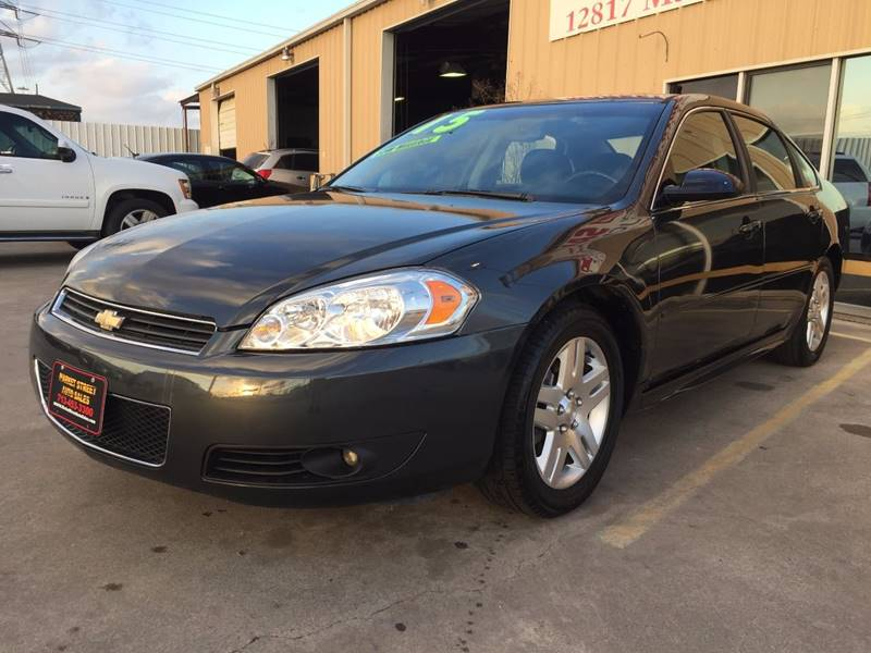2015 Chevrolet Impala Limited LT Fleet 4dr Sedan - Houston TX