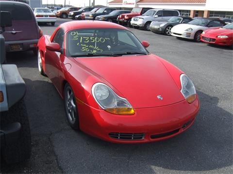 2001 Porsche Boxster for sale in Lewes, DE