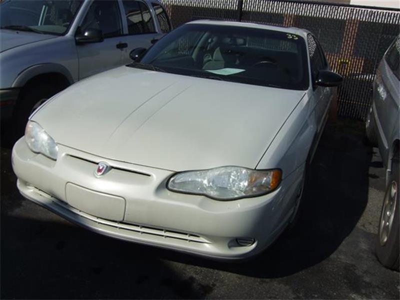 2003 Chevrolet Monte Carlo LS 2dr Coupe - Lewes DE