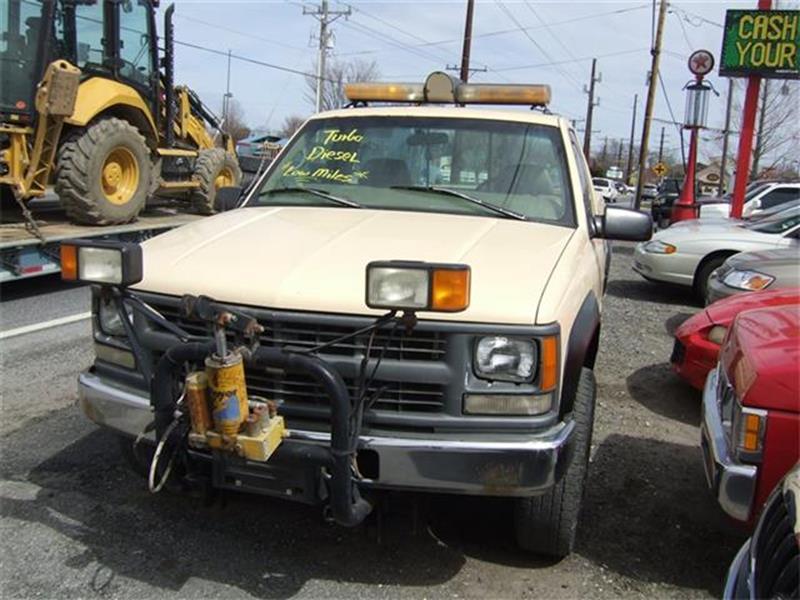 1997 Chevrolet C/K 2500 Series K2500 Silverado 2dr K2500 Silverado - Lewes DE