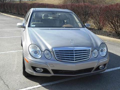 2007 Mercedes-Benz E-Class for sale in Louisville, KY