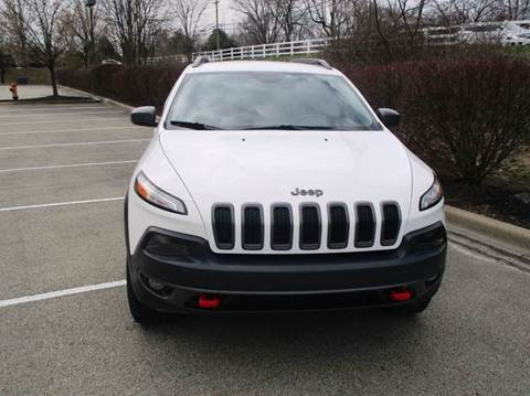 2015 Jeep Cherokee for sale in Louisville, KY