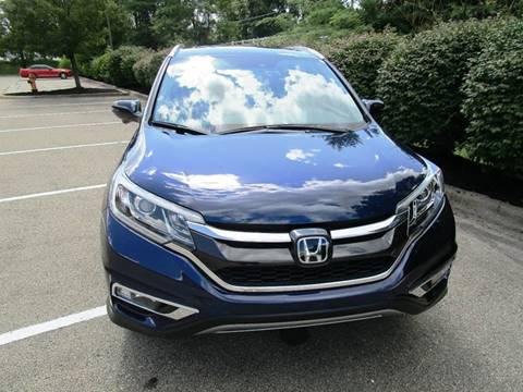 2016 Honda CR-V for sale in Louisville, KY