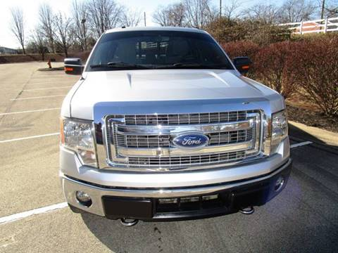 2014 Ford F-150 for sale in Louisville, KY