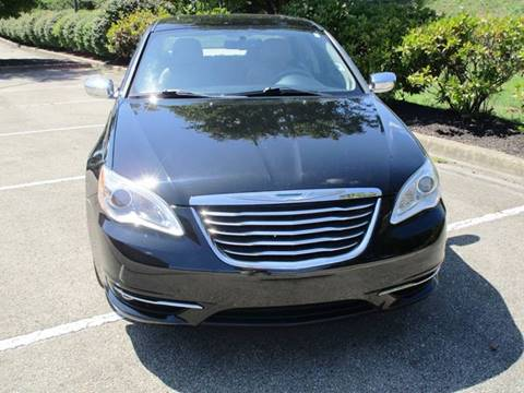 2012 Chrysler 200 for sale in Louisville, KY